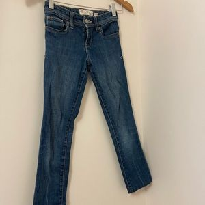 Old Navy Girls Stretch Jeans. The Darling: Size:10
